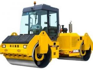 China XD131 Hydraulic Double Drum Vibratory Road Roller on sale