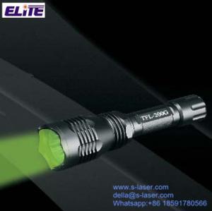China Interruptor CON./DESC. del cojín de la prensa de la linterna táctica del verde LED del Cree de TF-200G IP66 o interruptor del botón para los deportes al aire libre on sale