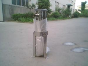 China food and drink filter housings,cartridge filter,pre-filtration,RO plant on sale