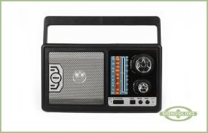 China Multi-band AM / FM Stereo Radio with SW1 / SW2 , AUX IN Jack, USB port / SD Card Slot on sale