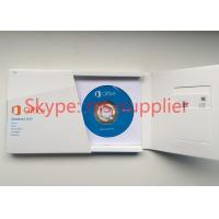 China Microsoft Office 2013 Standard And Professional Plus 32 / 64 Bit Sticker Label on sale