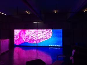 China High Resolution Outdoor Advertising LED Display 4mm Pixel Pitch Professional on sale