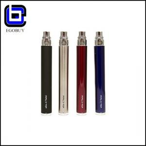 China Red Blue VV Ego E-Cig Batteries 650mAH 900mAH 1100mAH , Lithium-Ion on sale