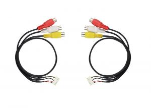 China RCA Female To XH2.54mm 3 Pin Converter Adapter Cable on sale