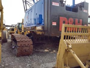 China New paint Second Hand Cranes ,150 Tonne kobelco crawler crane 5170 Good condition on sale