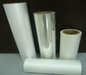 China Environmentally friendly transparent  bopp+eva lamination film for pictures on sale