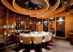table de gril de restaurant japonais