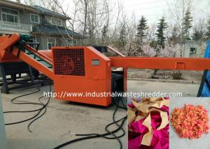 China Textile Rag Cutting Machine / Old Clothes Cotton Waste Cutting Machine on sale