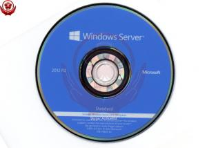 China Sealed Windows Server 2012 R2 OEM System Builder With DVD Media on sale
