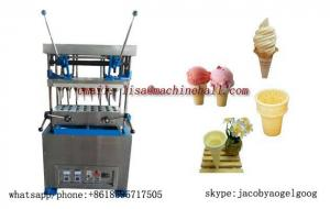 China Industrial Ice Cream Cone Making Machine|China Ice Cream Cone Maker Machine|Cone Making Machine For Sale on sale