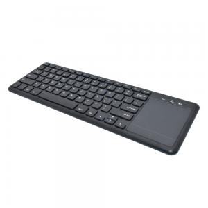China Compact Touch Pad Keyboard Wide Compatibility With Easy Media Control on sale