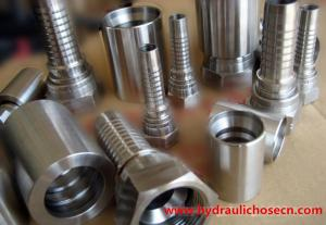 China Stainless steel quick joint fittings couplings/ Fast connector pipe fittings on sale