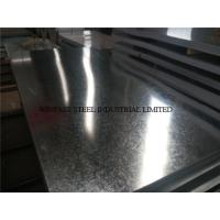 4X8 Galvanised Steel Coil / Flat Galvanized Sheet Metal Wall Panels