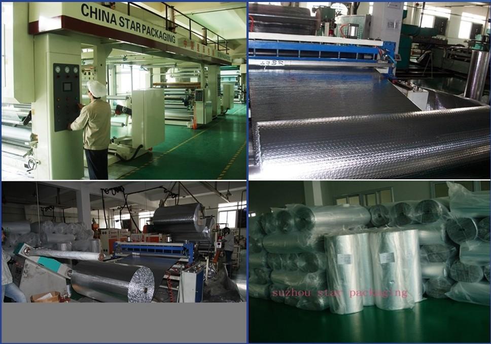 New Materials 10 4mm Aluminum Foil Heat Insulation