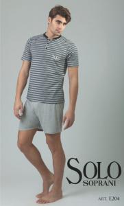 China wholesale SOLO SOPRANI Brand garment stock Men's Homeware clothes & accessories inventory on sale