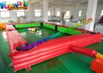 0.55mm PVC Tarpaulin Inflatable Sports Games Snookerball Table Football Playground