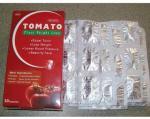 Cápsulas da perda de peso da planta de tomate, emagrecimento do corpo, perda gorda