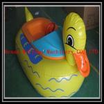 China cygne blanc gonflable électrique de ceinture de sécurité et bateau de butoir de canard pour des enfants wholesale