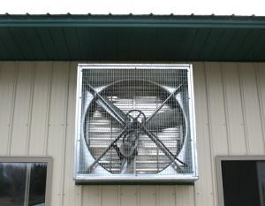 China big size box steel air blower fan on sale