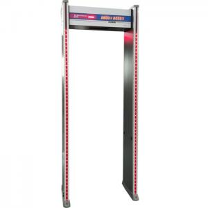 China AB600A ABNM WTMD walk through metal detector with 6 detection zones on sale