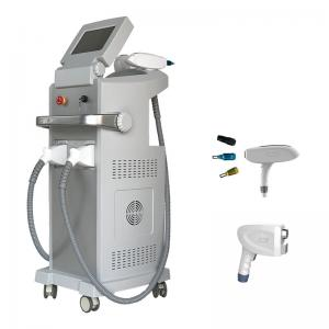 China Color Shell Professional Q Switched Nd Yag Laser Machine For Mongolian Spots Removal supplier