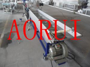 China Automatic Feeding Film Granule Plastic Recycling Equipment PP / PE Recycled Spaghetti on sale