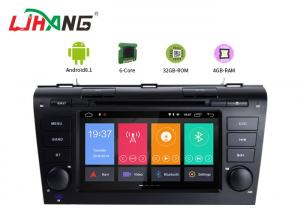 China MAZDA 3 Car Dvd Player With Screen , Mirror Link Android Auto Dvd Player on sale