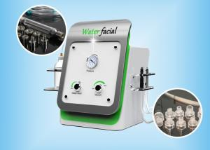 China Facial Deep Cleaning Hydro Microdermabrasion Peel Diamond Facial Machine on sale