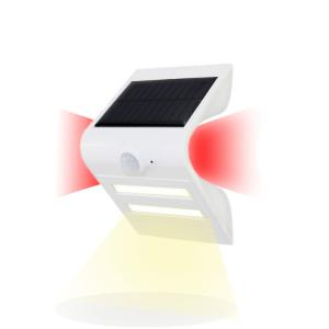 China Green Energy Solar Powered LED Wall Light 1-2 Nights Discharging Time , 50000 Hrs Warranty on sale