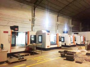 China High Torque CNC Horizontal Machining Center Heavy Cutting Capabilty 24 M/min on sale
