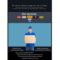 Freight forwarder houston Door to door dropshipping rates from china to usa amazon fba warehouse