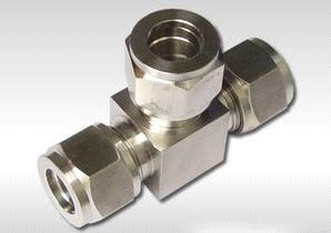 China Eaton Parker Swagelok hydraulic fitting adapter on sale