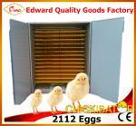 China 2014 newest and most popular 2112 egg incubator hatching machine wholesale