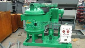 China Hot sale vacuum degasser of Chinese manufacturer/High quality TRZCQ360 oilfield drilling vacuum degasser on sale