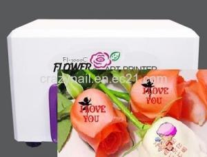 China Flower Printer,Art Printer,Flower Art Printer on sale
