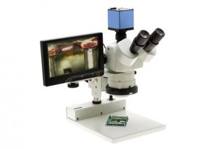 China Movable HDMI Microscope Camera Menu On Screen Display For Industrial Inspection on sale