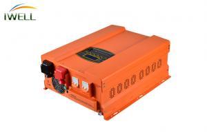 China Adjustable 12V 230V Dc To Ac Power Inverter 6000w Pure Sine Wave Inverter on sale