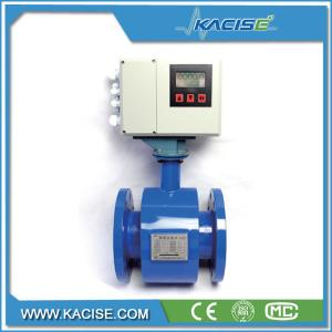 China China Supplier Compact Type Digital 3 Inch Magnetic Flow Meter on sale