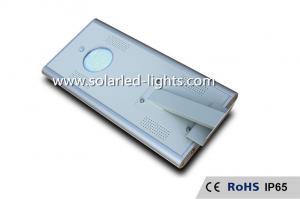 China Aluminum Shell Smart Solar Street Light MPPT Controller , Solar Panel Street Lights on sale