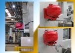 4.2Mpa Hfc-227Ea Fm200 Fire Extinguisher System Without Network