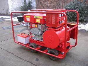 China Diesel Generator (Belt Coupled, 2-20kva) on sale