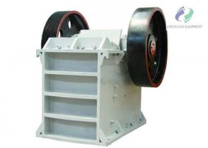 China White Color Primary Stone Crusher , Jaw Rock Crusher For Coal Ore on sale