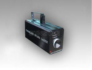 China 220V/110V, 50-60HZ, 40mW and 80mW RGY Star Dmx Laser Light for DJs, Bands and Bars on sale