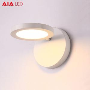 China 7W flexible new design modern LED wall light /Indoor IP40 led wall lamp for washroom on sale