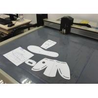 Garment Apparel Shoe Paper Pattern Cutter Plotter CNC Knife Table