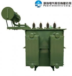 China Oil Immersed Distribution Reactor 10 KV - Class HV Winding / LV Winding on sale
