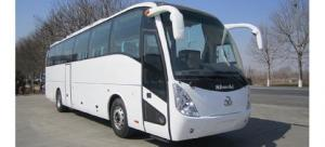 China ISO/CCC Standard Mini Van Bus With LCD Monitor For Tour 45-50 Seats on sale