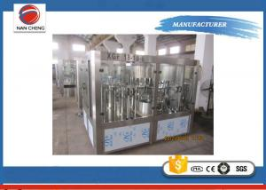 Quality Electric 3.3KW Auto Water Filling Machine Production Line High Stability High Performance for sale