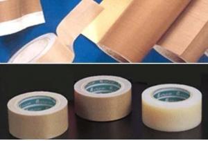 China PTFE coated fiberglass adhesive sheet & tape , high temperature resistance on sale