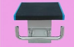 China Swimming pool equipment starting platform / diving board with non-slip material on sale